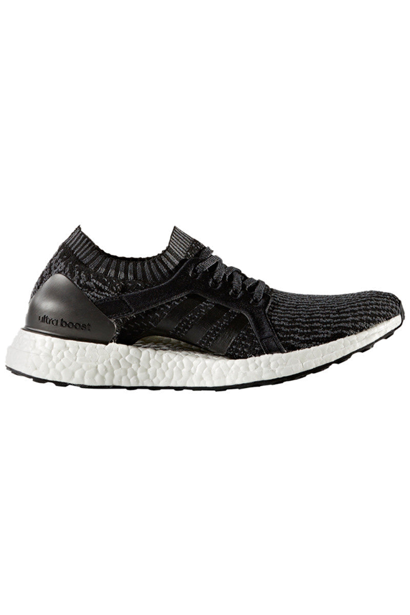 ADIDAS Ultra Boost X Core Black image 1 - The Sports Edit
