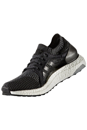 ADIDAS Ultra Boost X Core Black image 2 - The Sports Edit