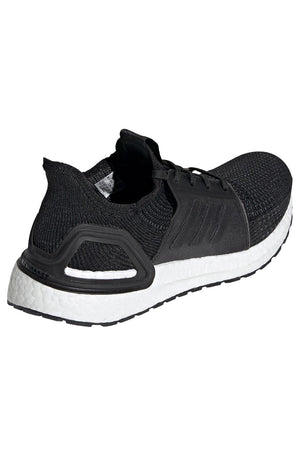ADIDAS Ultra Boost 19 Shoes - Black | Men's image 3 - The Sports Edit