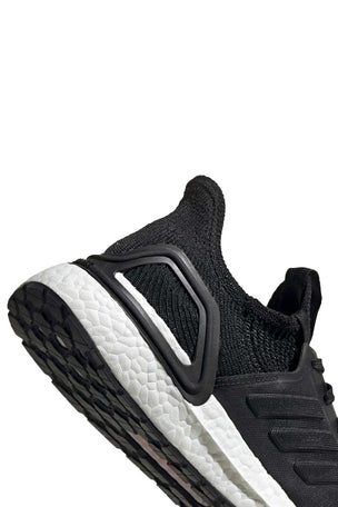 ADIDAS Ultra Boost 19 Shoes - Black | Men's image 5 - The Sports Edit