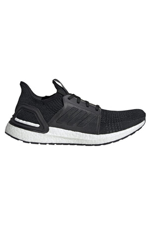 ADIDAS Ultra Boost 19 Shoes - Black | Men's image 1 - The Sports Edit