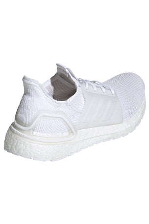 ADIDAS Ultra Boost 19 Shoes - White | Men's image 3 - The Sports Edit