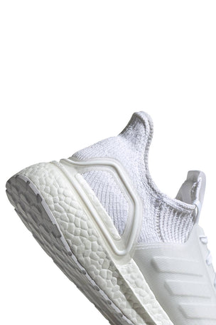 ADIDAS Ultra Boost 19 Shoes - White | Men's image 6 - The Sports Edit
