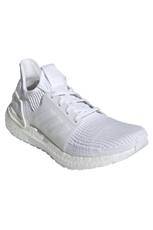 ADIDAS Ultra Boost 19 Shoes - White | Men's image 7 - The Sports Edit