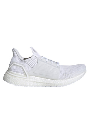ADIDAS Ultra Boost 19 Shoes - White | Men's image 1 - The Sports Edit