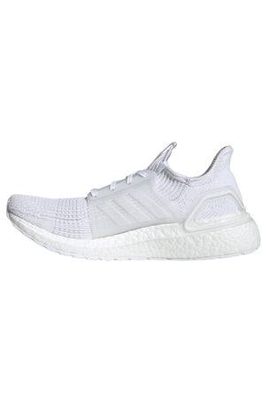 ADIDAS Ultra Boost 19 Shoes - White | Men's image 2 - The Sports Edit