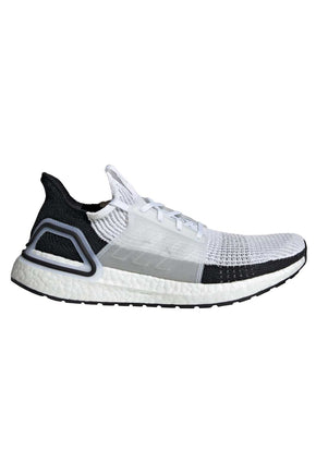 05709a147156c ADIDAS Ultraboost 19 Shoes - White Black