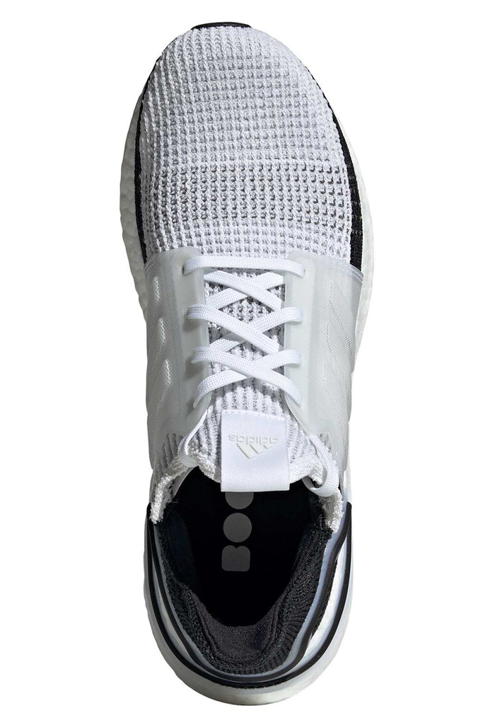 d5201285ee262 ADIDAS Ultraboost 19 Shoes - White Black