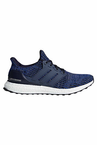 ADIDAS UltraBOOST 4.0 Carbon/Legend Ink - Men's image 1 - The Sports Edit