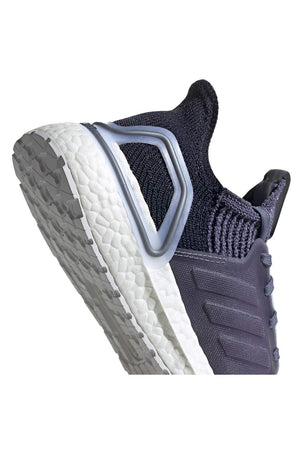 ADIDAS Ultra Boost 19 Shoes - Indigo/Red | Women's image 6 - The Sports Edit