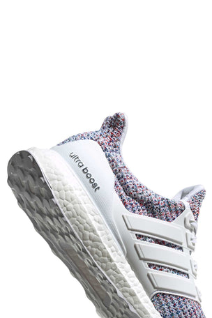 ADIDAS Ultraboost Shoes - White/Multicolour | Women's image 5 - The Sports Edit