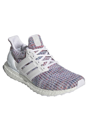 ADIDAS Ultraboost Shoes - White/Multicolour | Men's image 2 - The Sports Edit