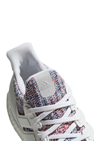 ADIDAS Ultraboost Shoes - White/Multicolour | Women's image 4 - The Sports Edit