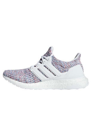 ADIDAS Ultraboost Shoes - White/Multicolour | Women's image 2 - The Sports Edit