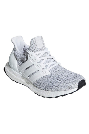 ADIDAS Ultraboost Shoes - White/ Grey | Women's image 2 - The Sports Edit