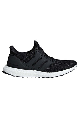 ADIDAS Ultraboost Shoes - Core Black/ White | Women's image 1 - The Sports Edit