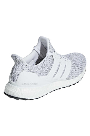 ADIDAS Ultraboost Shoes - White/Grey | Men's image 3 - The Sports Edit