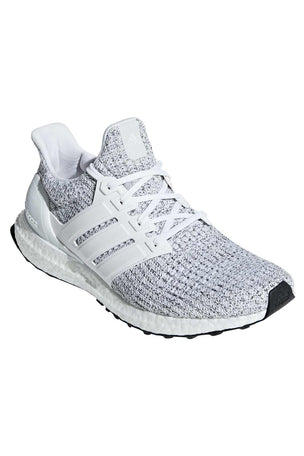ADIDAS Ultraboost Shoes - White/Grey | Men's image 2 - The Sports Edit
