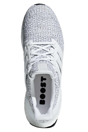 ADIDAS Ultraboost Shoes - White/Grey | Men's image 5 - The Sports Edit