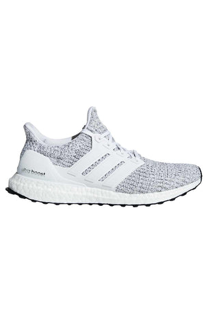 ADIDAS Ultraboost Shoes - White/Grey | Men's image 1 - The Sports Edit