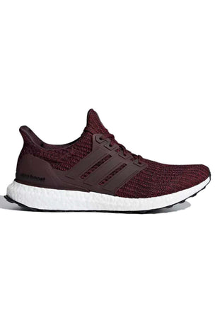 ADIDAS Ultraboost Shoes - Night Red | Men's image 1 - The Sports Edit