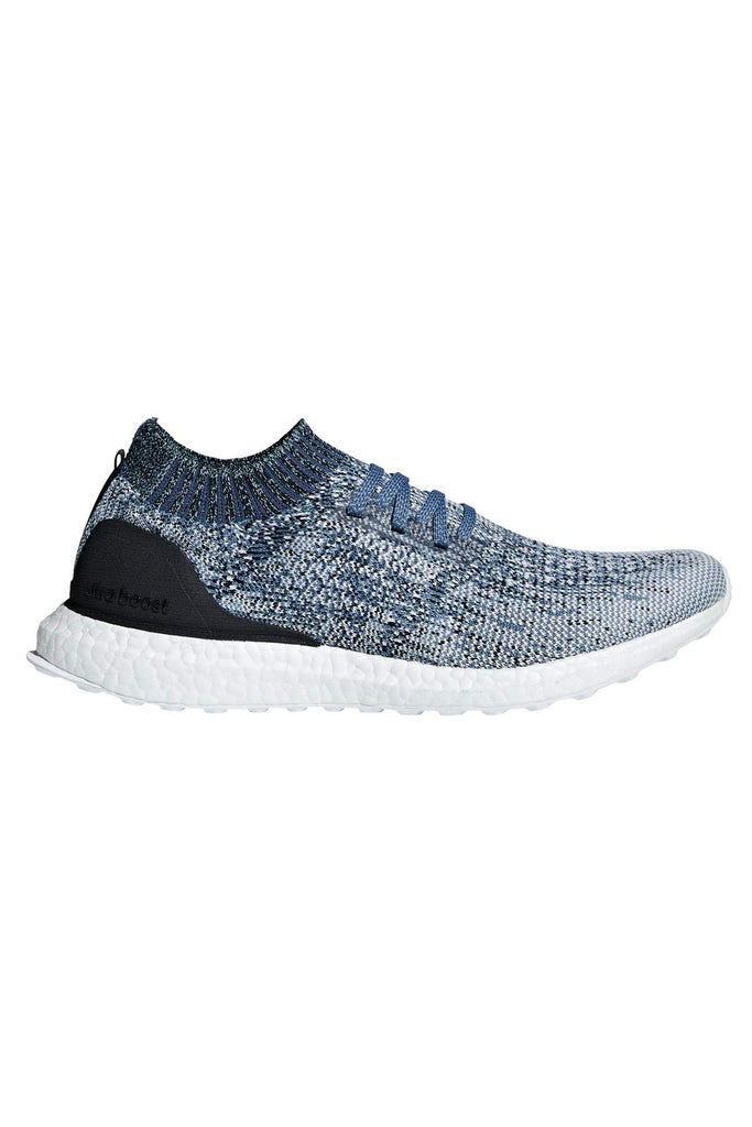 152034571ca17 ADIDAS UltraBoost Uncaged Parley - Blue - Men s image 1 - The Sports Edit