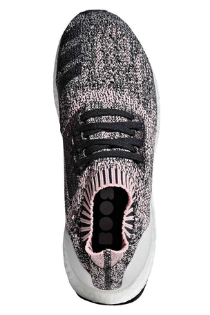 ADIDAS UltraBoost Uncaged Shoes - Pink/Carbon | Women's image 3 - The Sports Edit