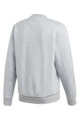 Adidas Winter Badge of Sport Sweatshirt - Grey image 7 - The Sports Edit
