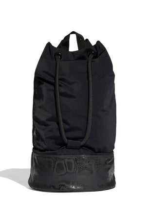 adidas X Stella McCartney Gym Sack - Black image 2 - The Sports Edit