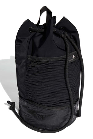 adidas X Stella McCartney Gym Sack - Black image 3 - The Sports Edit