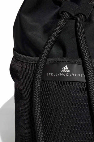 adidas X Stella McCartney Gym Sack - Black image 5 - The Sports Edit