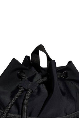 adidas X Stella McCartney Gym Sack - Black image 7 - The Sports Edit