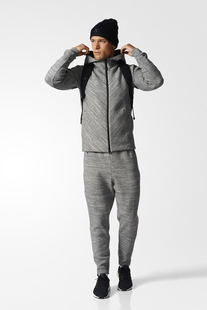 ADIDAS Z.N.E Travel Pants image 4 - The Sports Edit