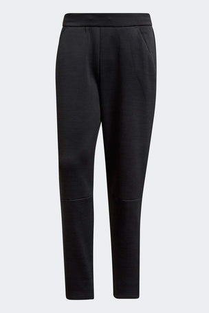 ADIDAS Z.N.E. Tapered Pants - Htr/Black image 5 - The Sports Edit