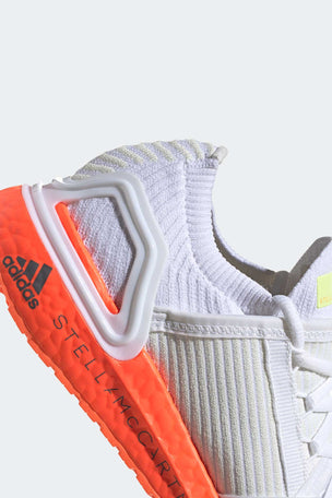 adidas X Stella McCartney Ultraboost 20 Shoes - White image 7 - The Sports Edit