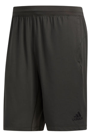 ADIDAS 4KRFT Sport Ultimate 9-Inch Knit Shorts - Legend Earth image 5 - The Sports Edit