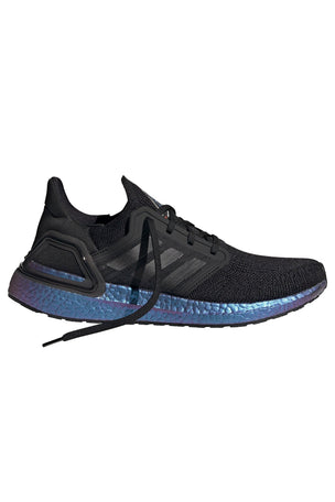 Adidas Ultraboost 20 Shoes - 'Space Race' Black | Men's image 8 - The Sports Edit