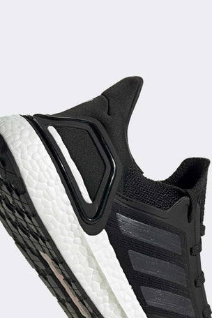 ADIDAS Ultraboost 20 Shoes - Core Black/Cloud White | Men's image 5 - The Sports Edit