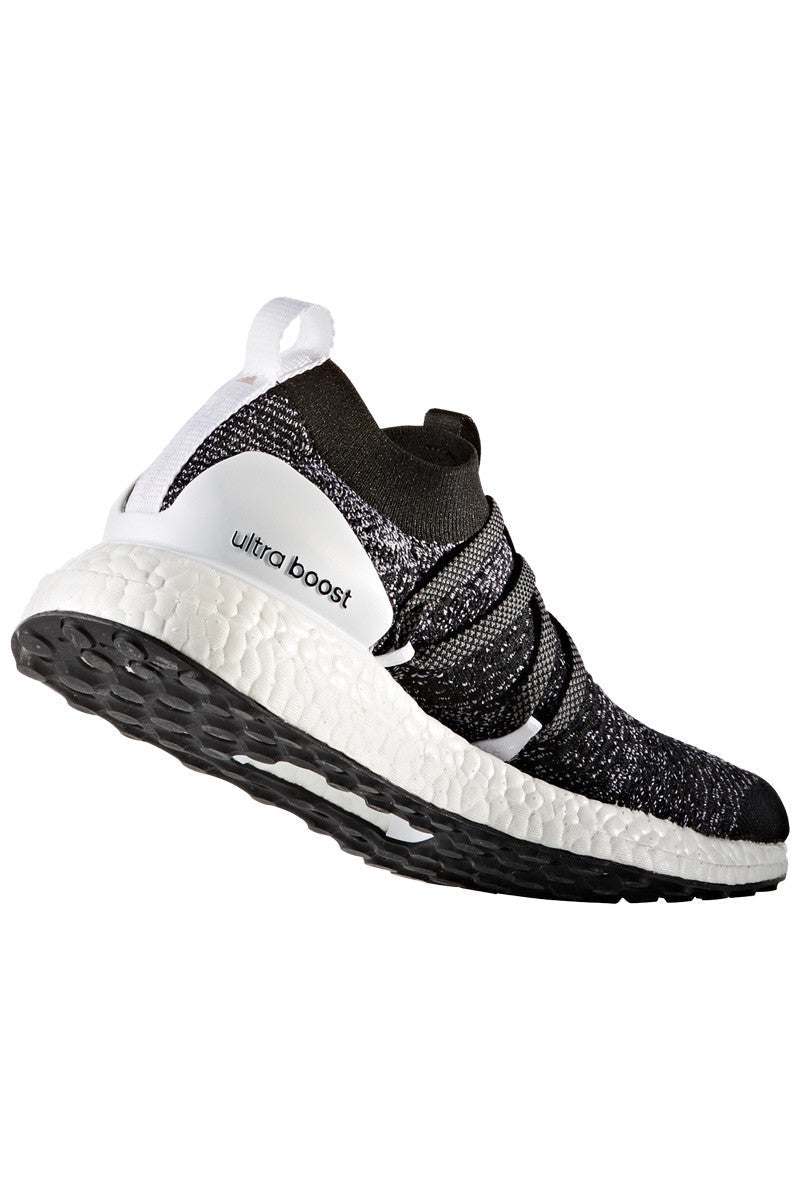 adidas X Stella McCartney Ultra Boost X Black/White - Women's image 5 - The Sports Edit