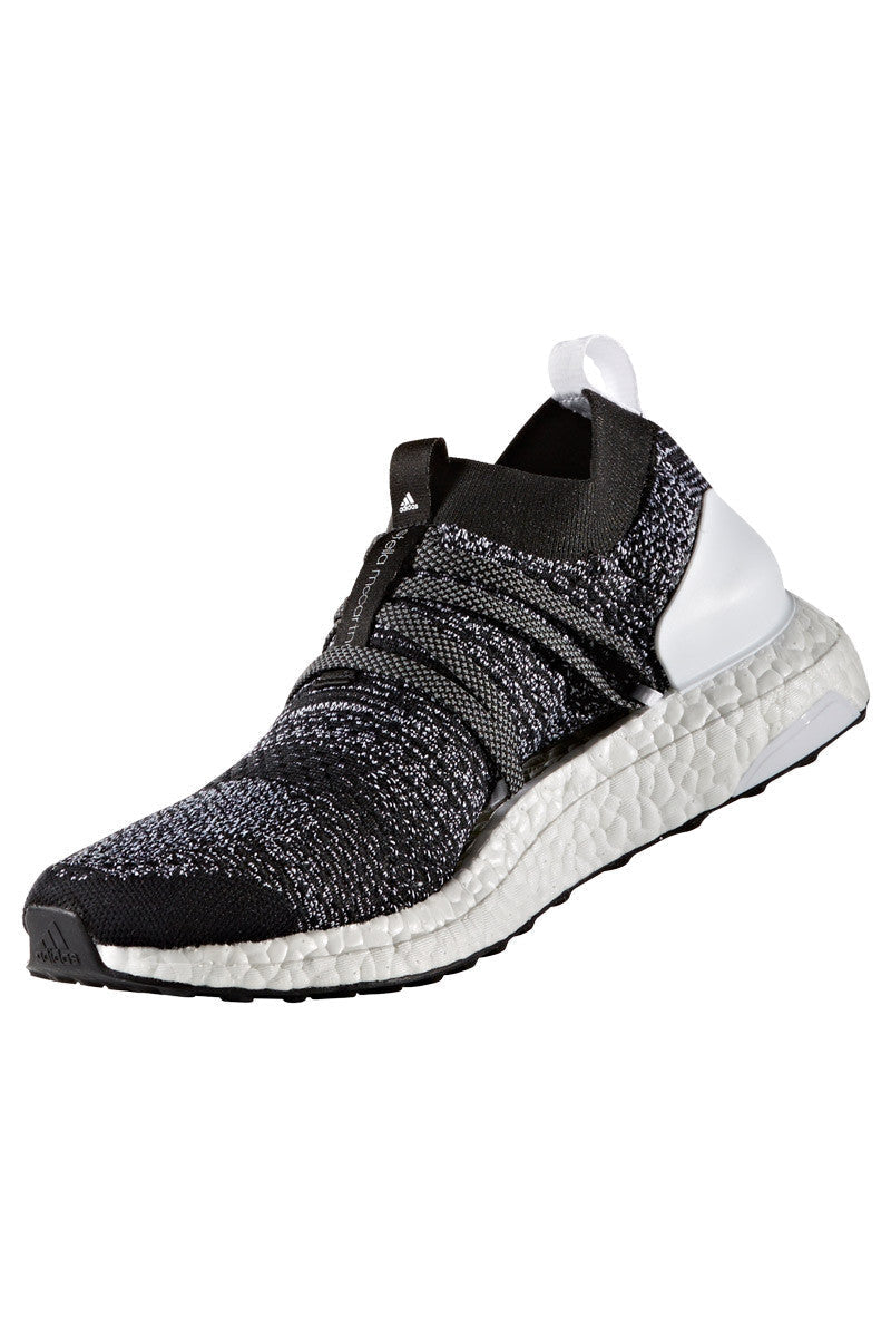 adidas X Stella McCartney Ultra Boost X Black/White - Women's image 3 - The Sports Edit