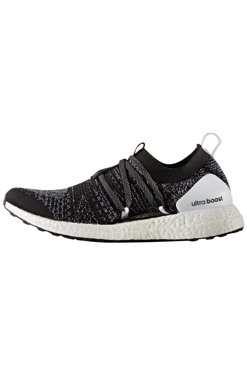 adidas X Stella McCartney Ultra Boost X Black/White - Women's image 2 - The Sports Edit