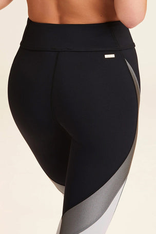 Alala Edge Ankle Tight - Grey/Black image 5 - The Sports Edit