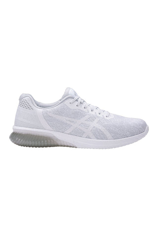 ASICS GEL-KENUN WHITE/GLACIER GREY image 1 - The Sports Edit