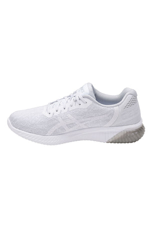 ASICS GEL-KENUN WHITE/GLACIER GREY image 2 - The Sports Edit