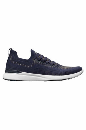 APL TechLoom Breeze  - Navy/Metallic Gold image 1 - The Sports Edit