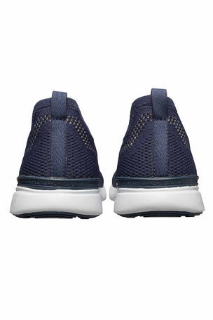 APL TechLoom Breeze  - Navy/Metallic Gold image 4 - The Sports Edit