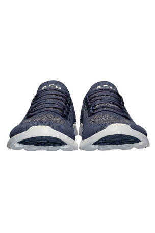 APL TechLoom Breeze  - Navy/Metallic Gold image 5 - The Sports Edit