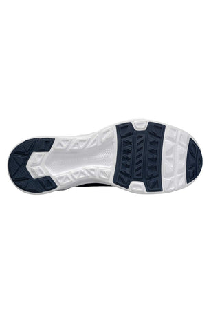 APL TechLoom Breeze  - Navy/Metallic Gold image 6 - The Sports Edit