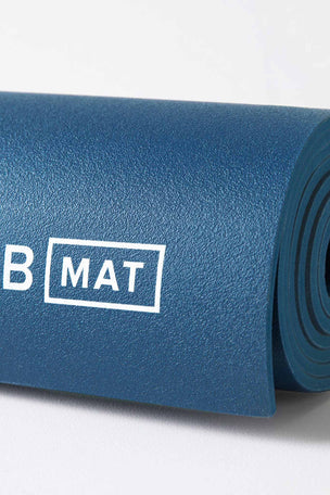 B Yoga B MAT 6mm Strong Deep Blue image 4 - The Sports Edit
