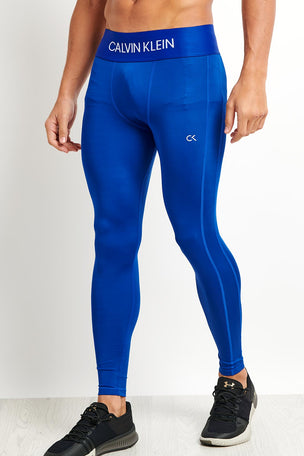 Calvin Klein Performance Calvin Klein Performance Tights - Surf The Web image 1 - The Sports Edit